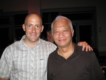 Elad Shalev and Dr. Richard Tan - 2011